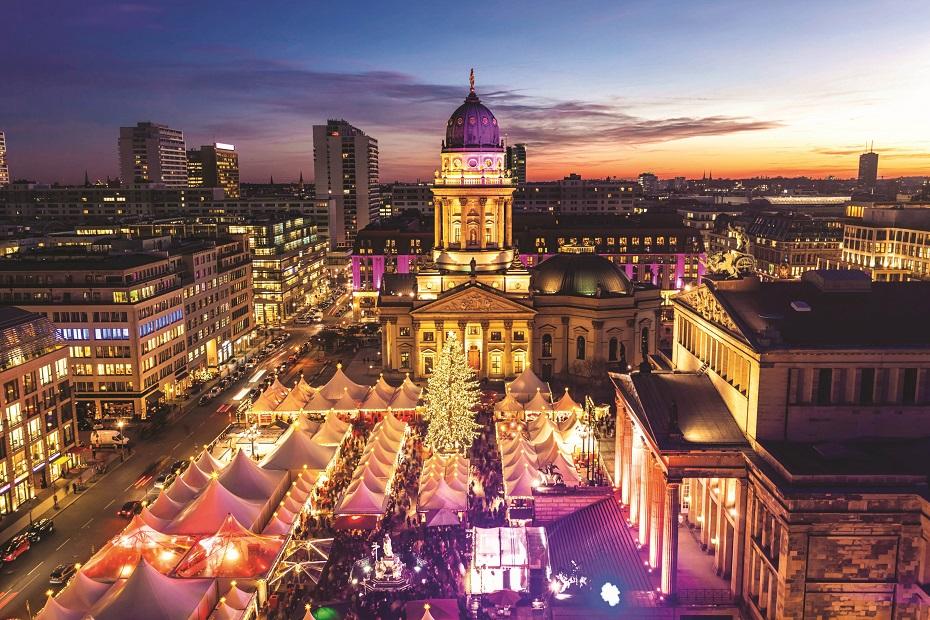 Berlin Christmas Market.Travelhouse Christmas Markets In Berlin